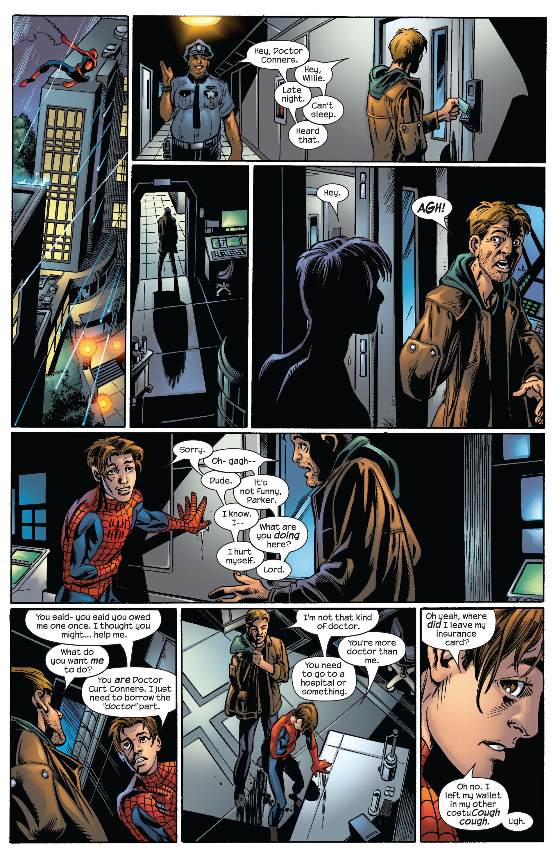 Ultimate Spider-Man (2000) Issue #60 #64 - English 16