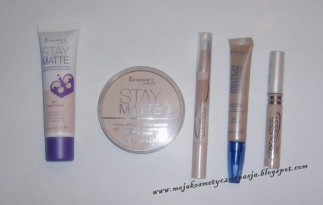 -40% w Rossmannie oraz inne listopadowe zakupy kosmetyczne