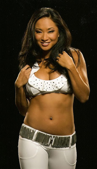 Female Wrestling - Gail Kim