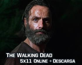 The Walking Dead 5x11 Online + Descarga