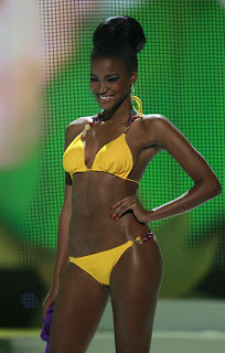 miss universo en bikini leila lopes 2011