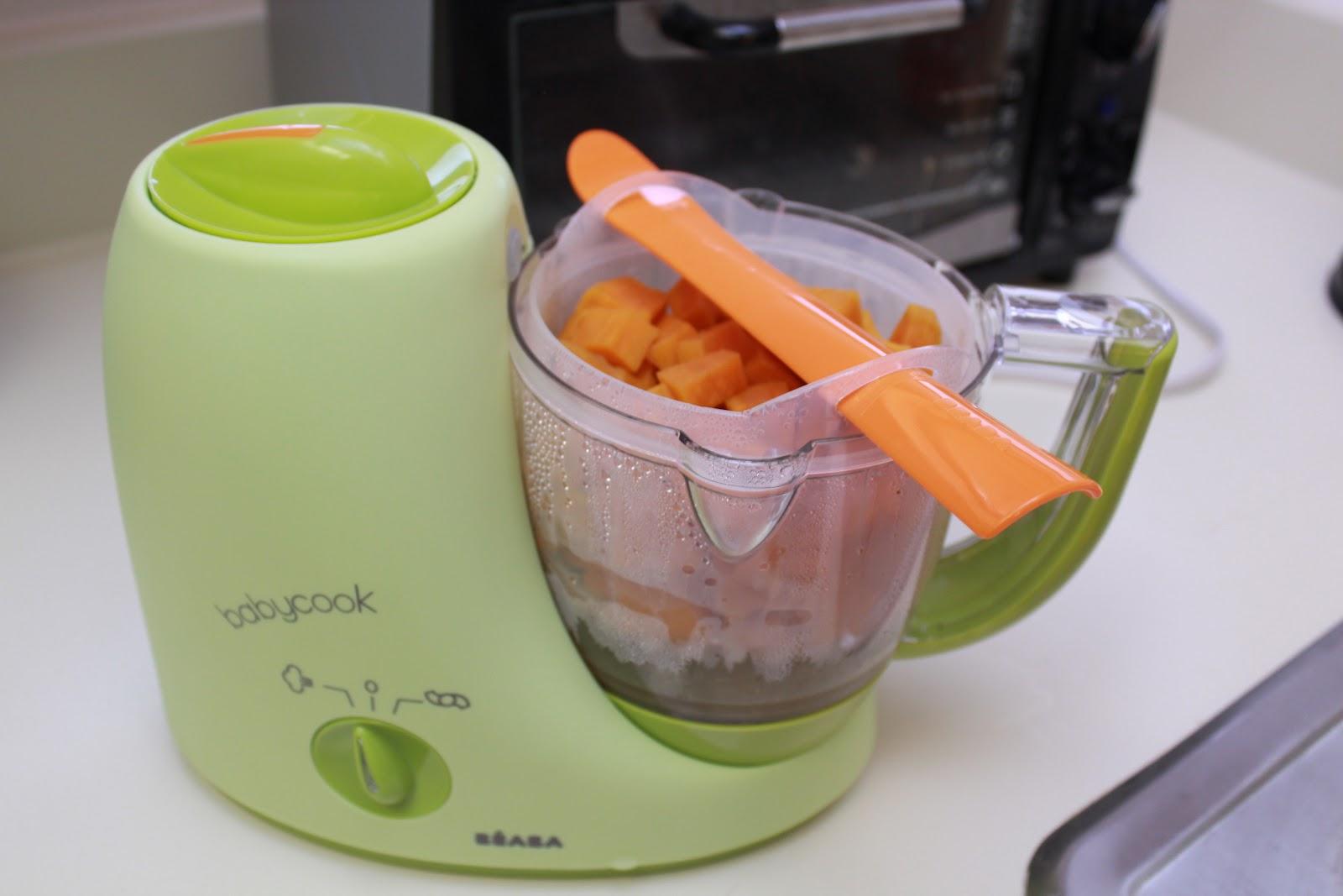 baby cook machine