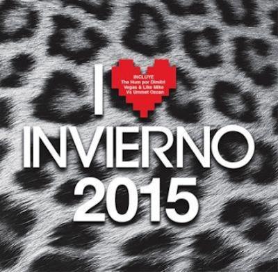 varios artistas - I Love Invierno (2015)