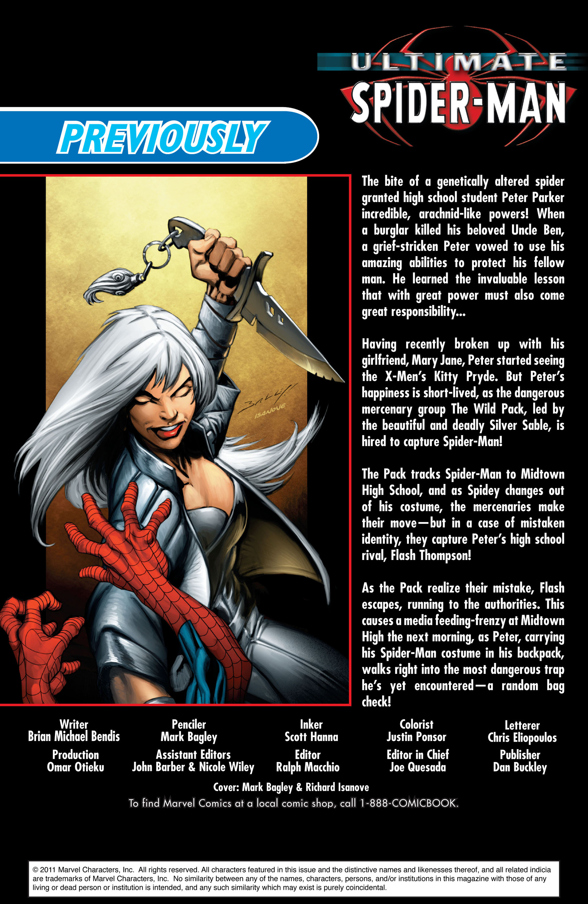 Ultimate Spider-Man (2000) Issue #88 #92 - English 2