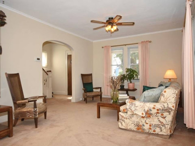 1920s Charmer: Living Room 3