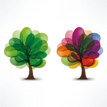 Árboles abstractos - Vector