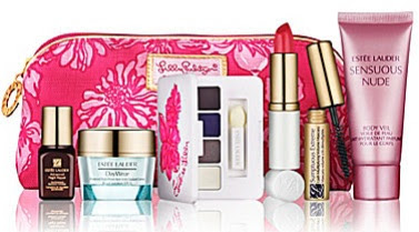 Estee Lauder Gift with Purchase 2013