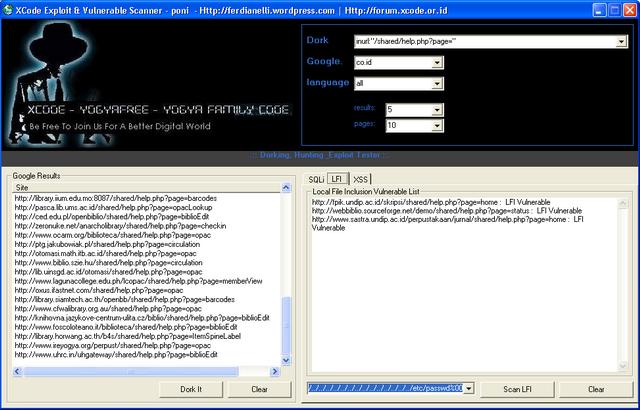 Grenox Sqli Exploit Scanner