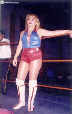 Miss America - Luchadoras