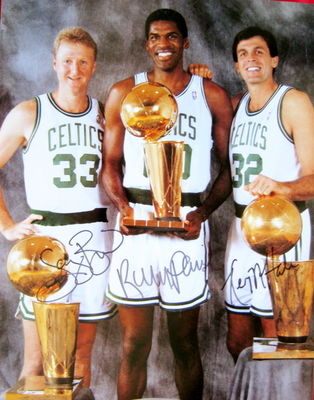 Kevin Mchale Larry Bird The 10 Best Boston Cel...