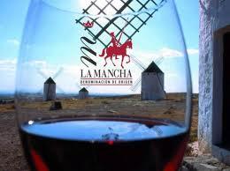 Copa de vino de La Mancha
