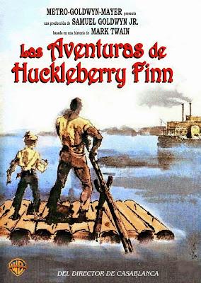 Las aventuras de Huckleberry Finn (1960) DescargaCineClasico.Net