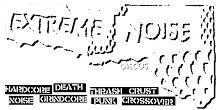 Extreme Noise Discos