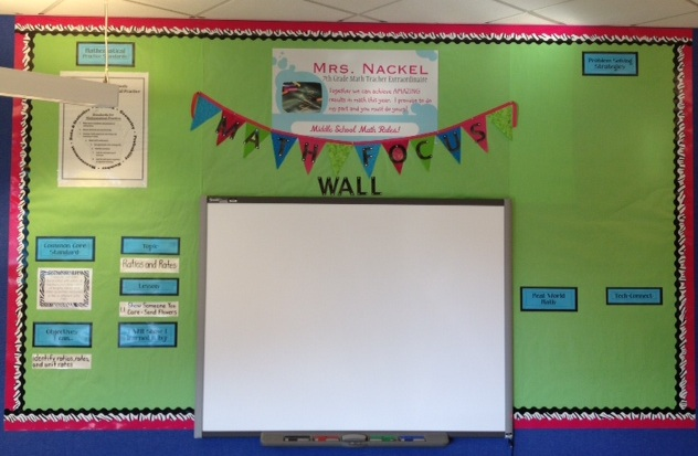 Classroom Decorating Ideas Middle School Math ~ Middle school math rules classroom photos part ii