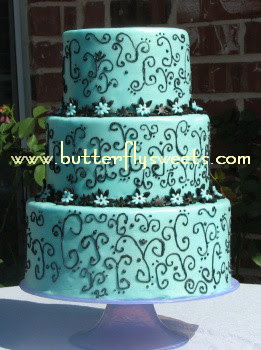 cakes for wedding