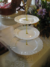Afternoon Tea Trays - $39.95 A must have for Scones, Sweets and Savories!