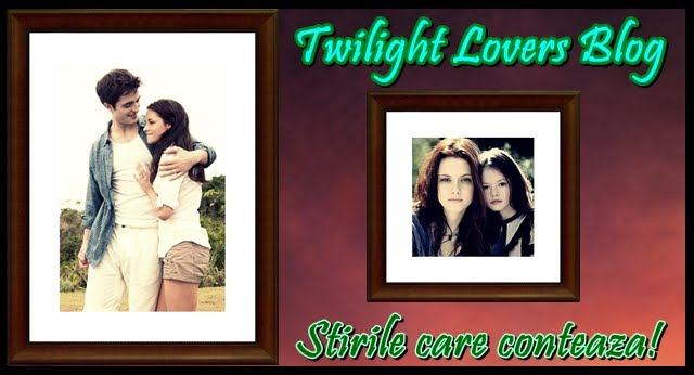 Twilight lovers blog