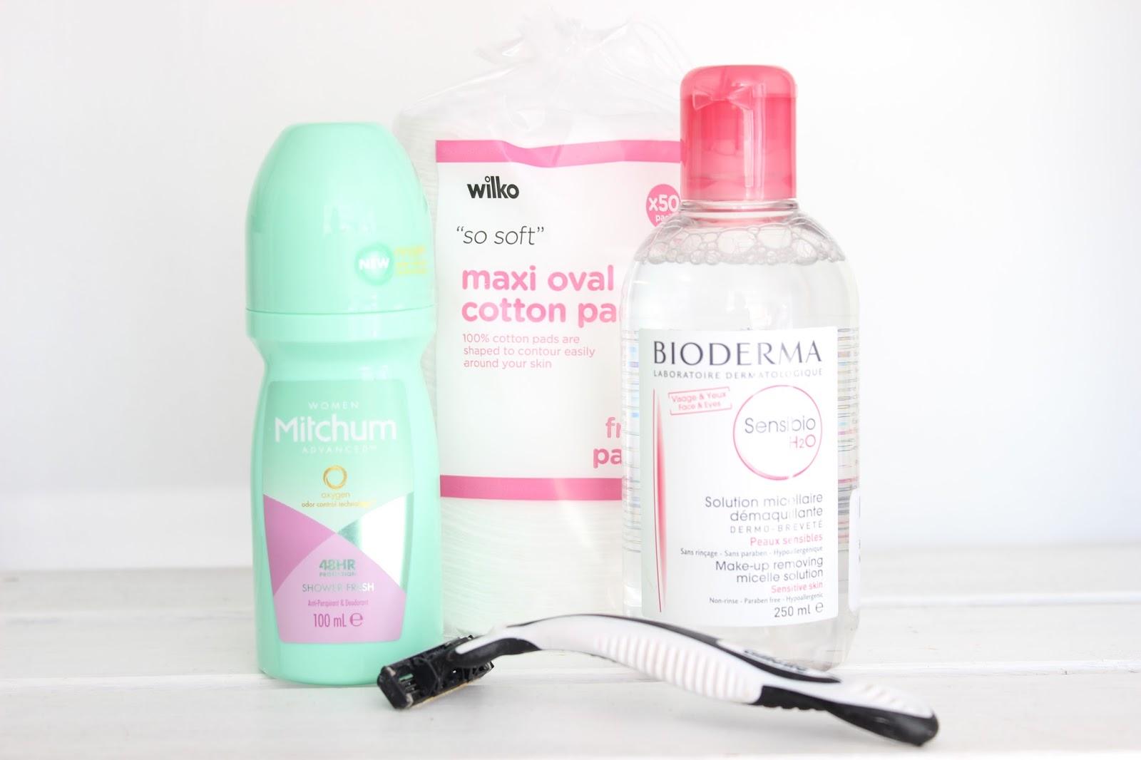 Back Up Beauty: Skincare