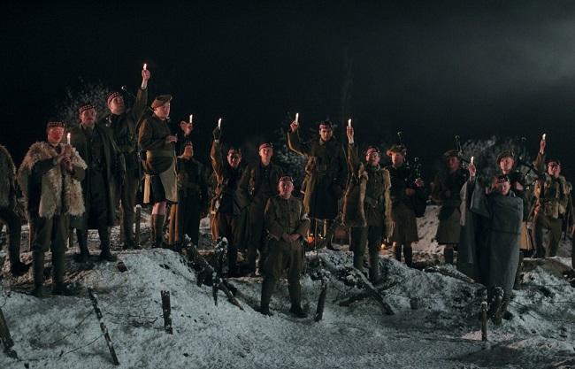 """Kadr z filmu """"Boże Narodzenie"""" reż. Christian Carion"""