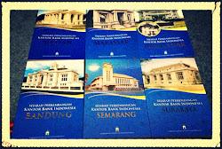 Buku Sejarah Kantor-Kantor Bank Indonesia