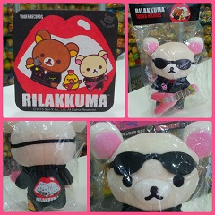 (INSTOCK) Click To See 2015 Towers Records Korilakkuma FOR SALE