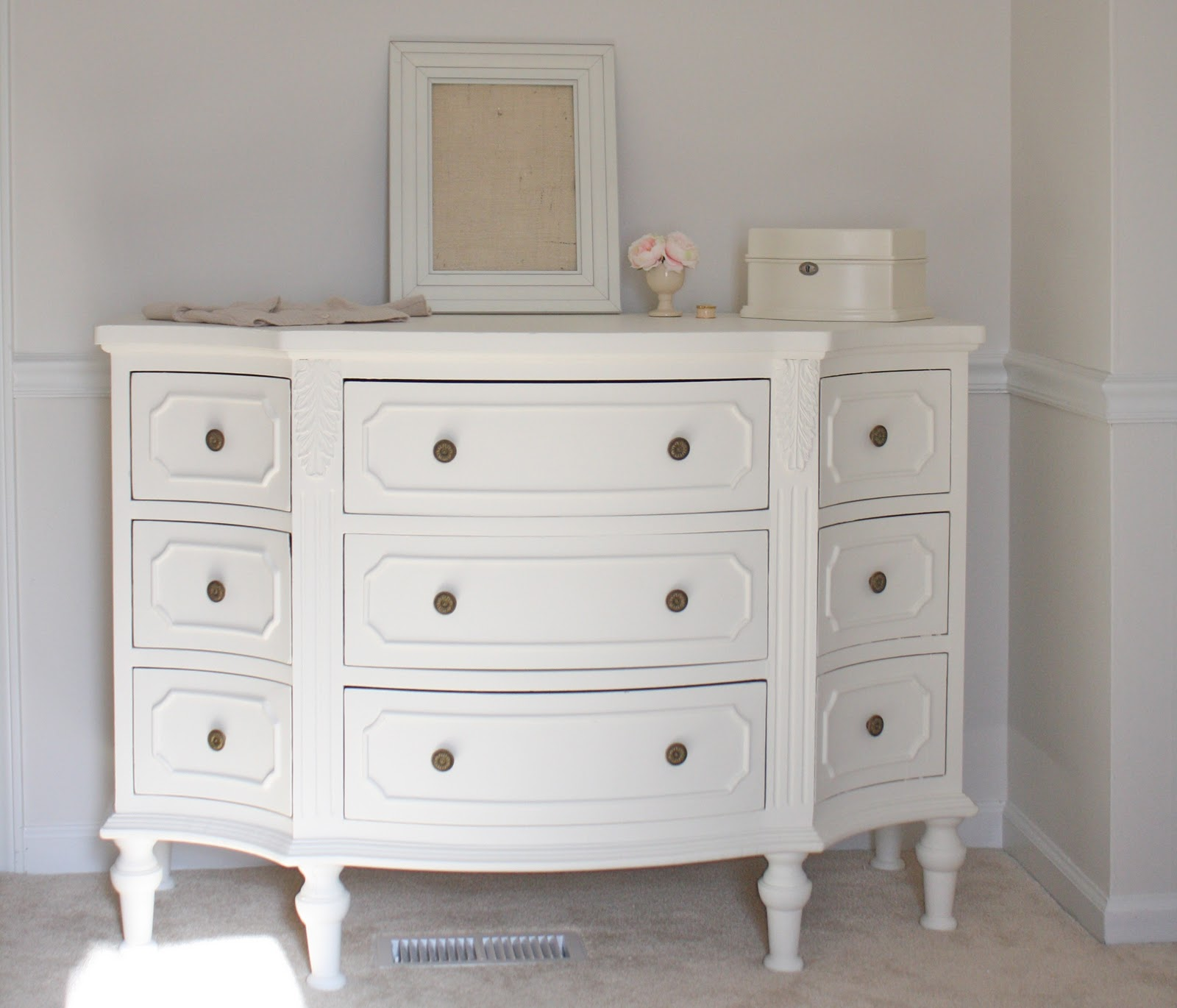 Adalyn 39 S Bedroom Furniture Refinished Julie Blanner