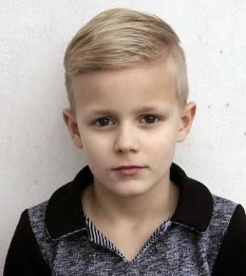 02.Potongan rambut undercut untuk anak 2114576