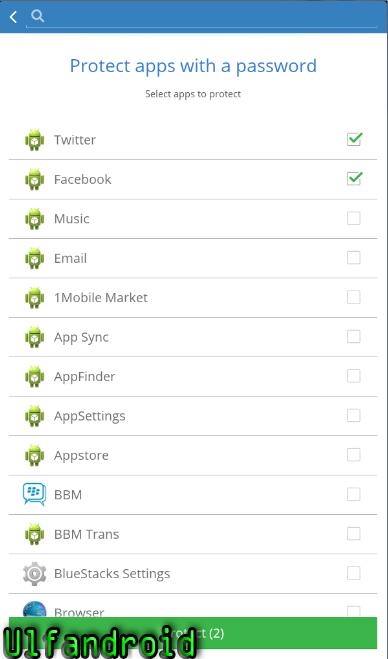 Cara Kunci Aplikasi Android