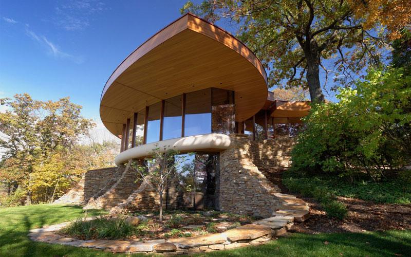 تصميم أفضل منزل العالم