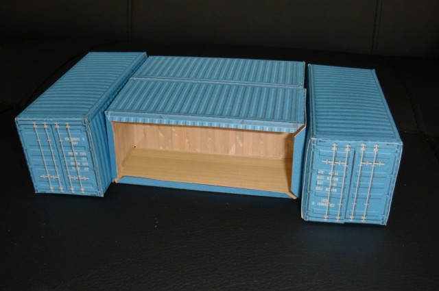 Shipping container homes new shipping container home model kit - Shipping container home kit ...