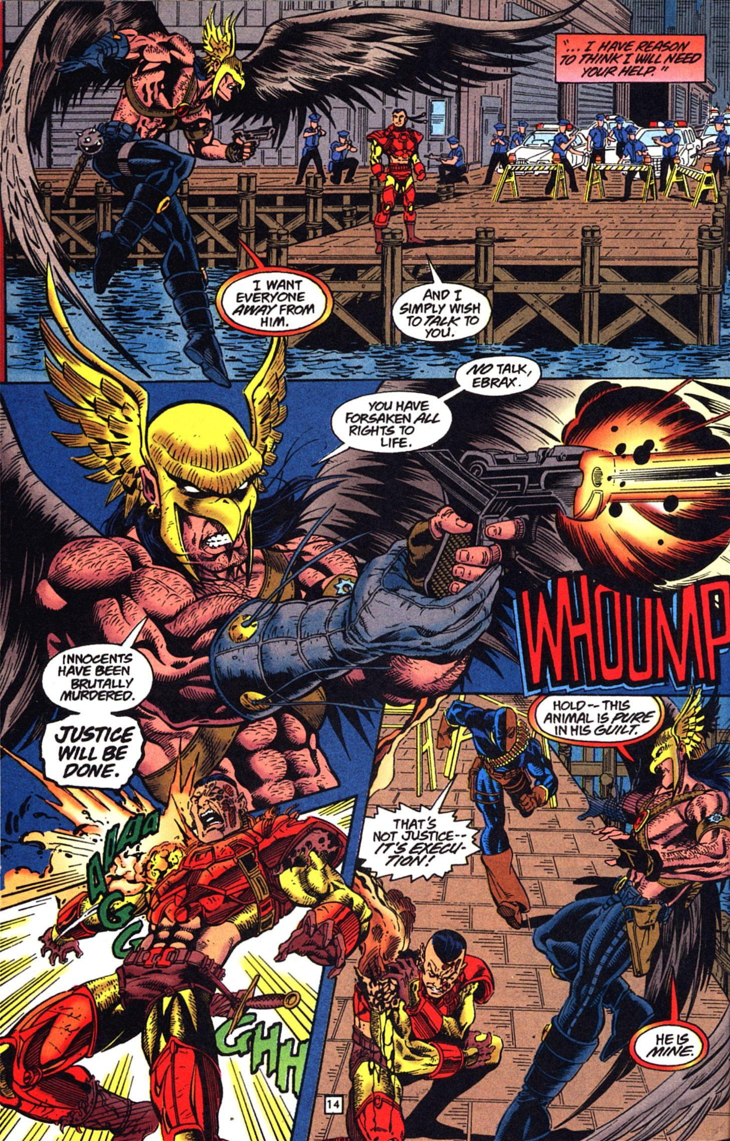 Deathstroke (1991) Issue #52 #57 - English 15