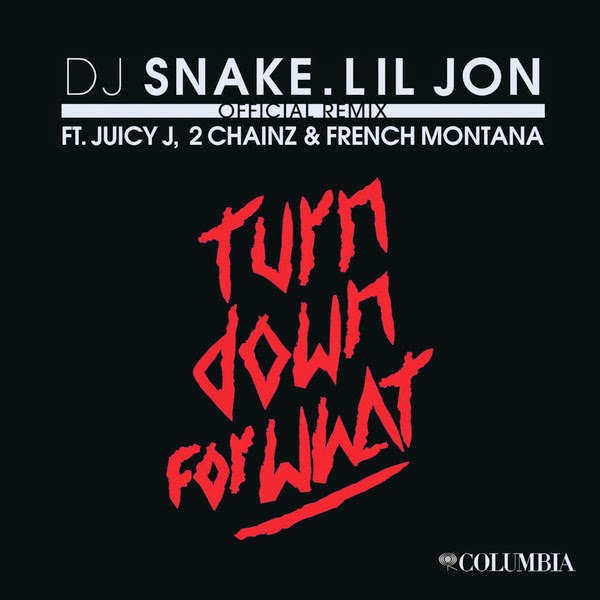 DJ Snake & Lil Jon - Turn Down for What (feat. Juicy J, 2 Chainz & French Montana) [Remix] - Single Cover