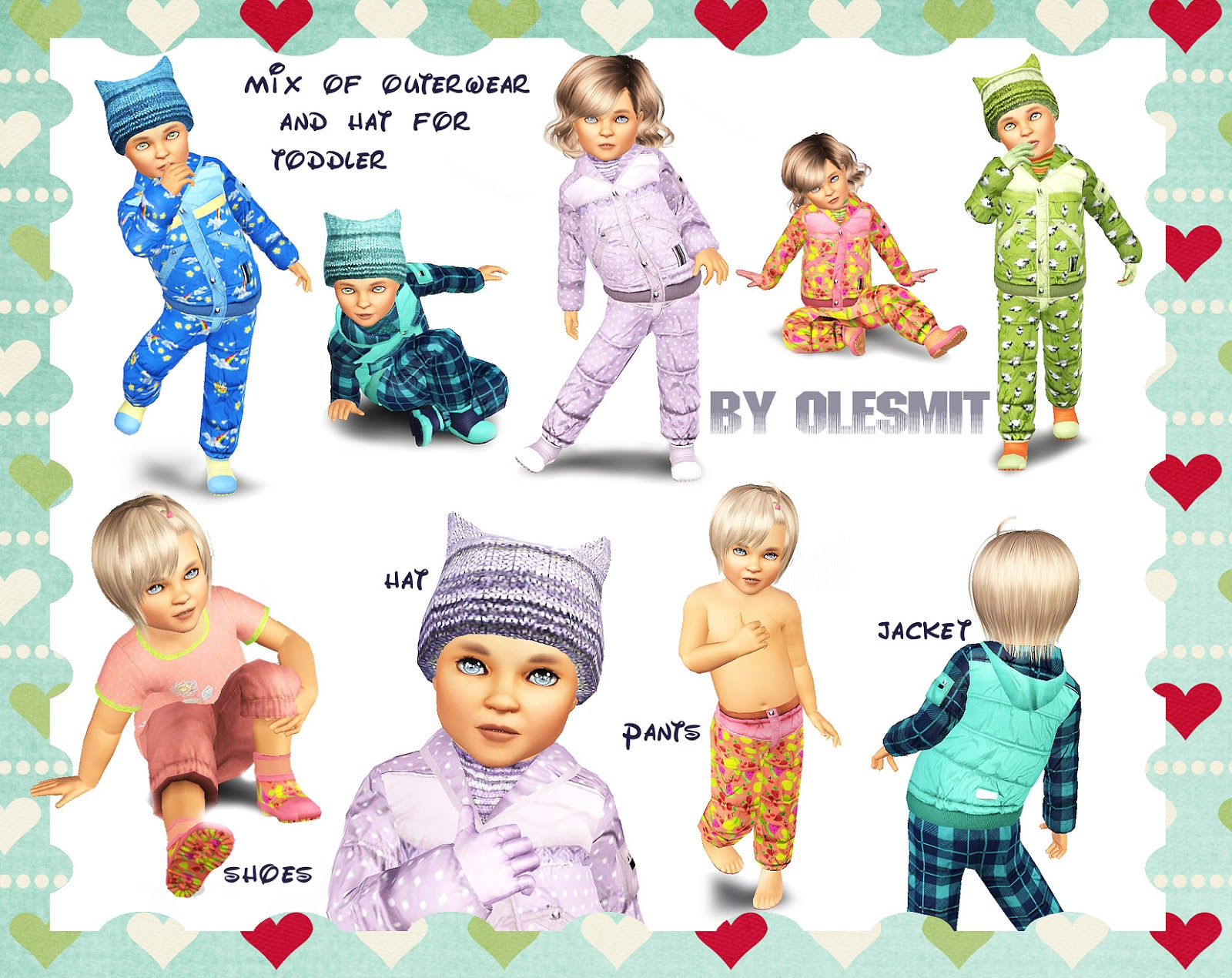 the sims 4 baby clothes hairstyle gallery