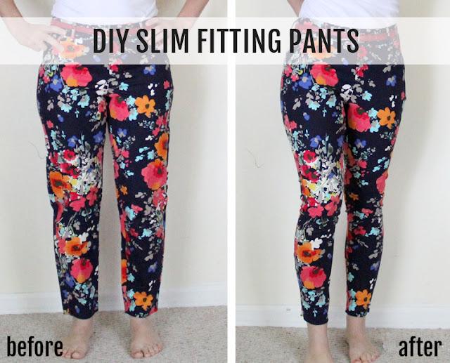 Skinny Jeans DIY
