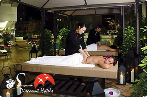 Novotel Century Hotel Hong Kong Spa