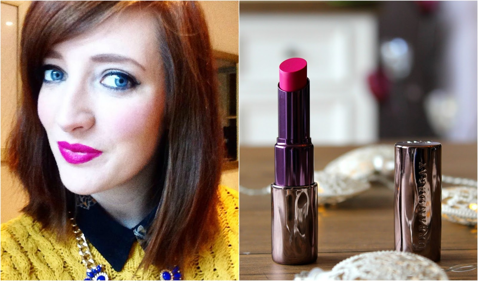 Urban decay Anarchy Lipstick bec boop