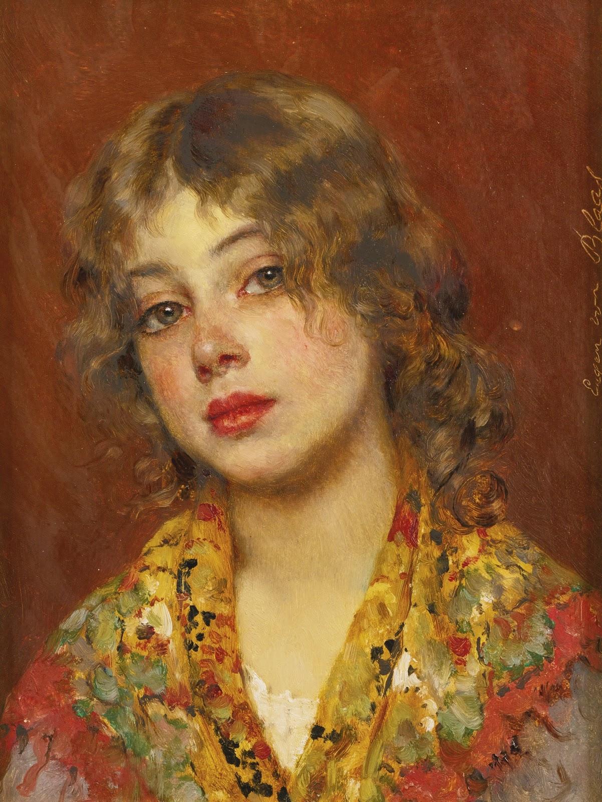 Eugene de  laas Gipsy Girl