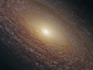Galaxia Espiral NGC 2841