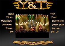 Gira por España de Y&T en Noviembre