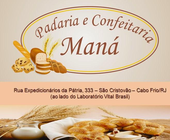 Padaria e Confeitaria Maná