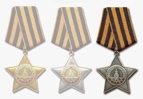 Жители НАО – кавалеры Ордена Славы 3-й степени