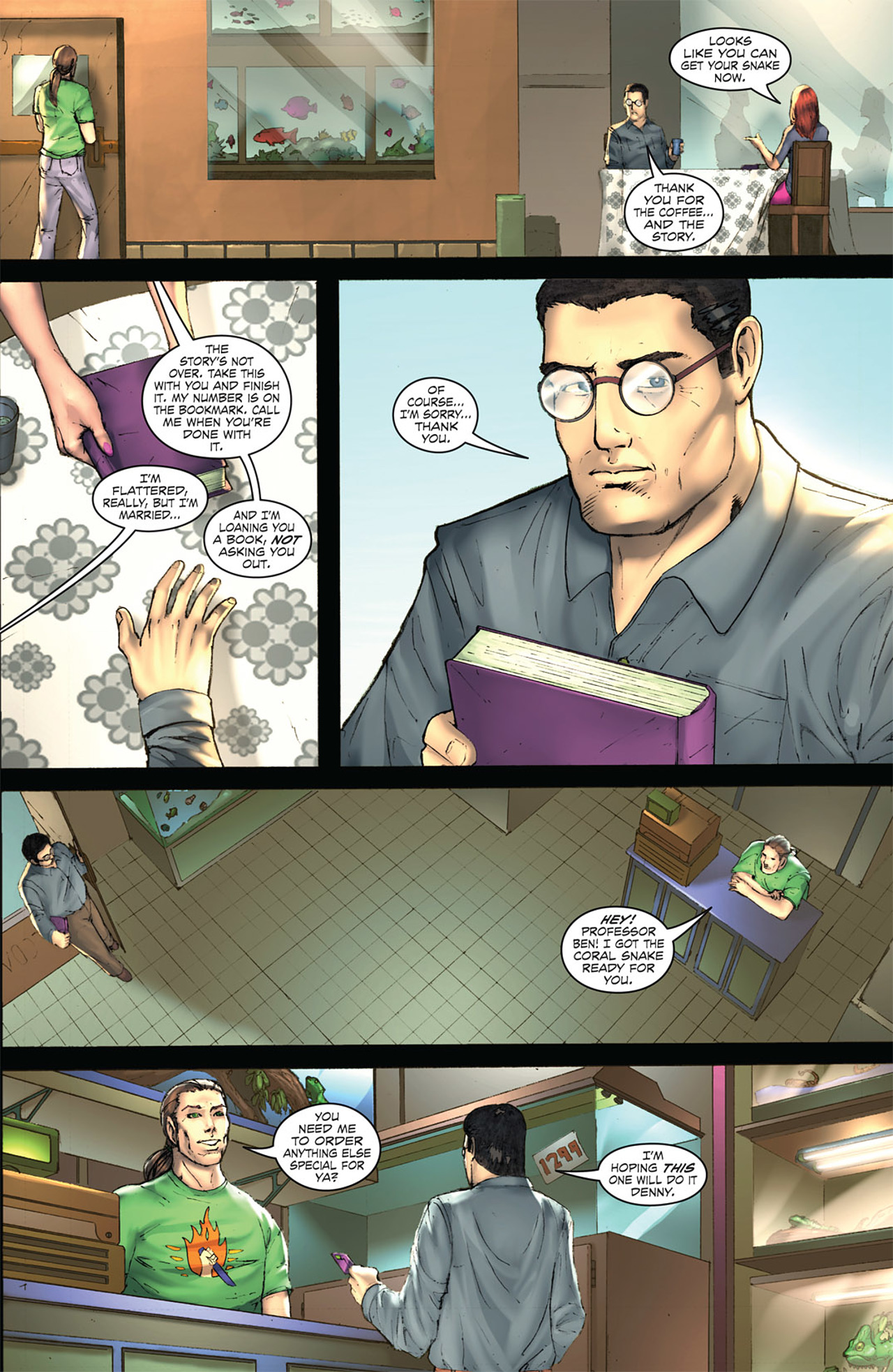 Grimm Fairy Tales (2005) Issue #33 #36 - English 11