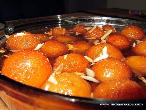 Gulab Jamuns – Diwali Recipe