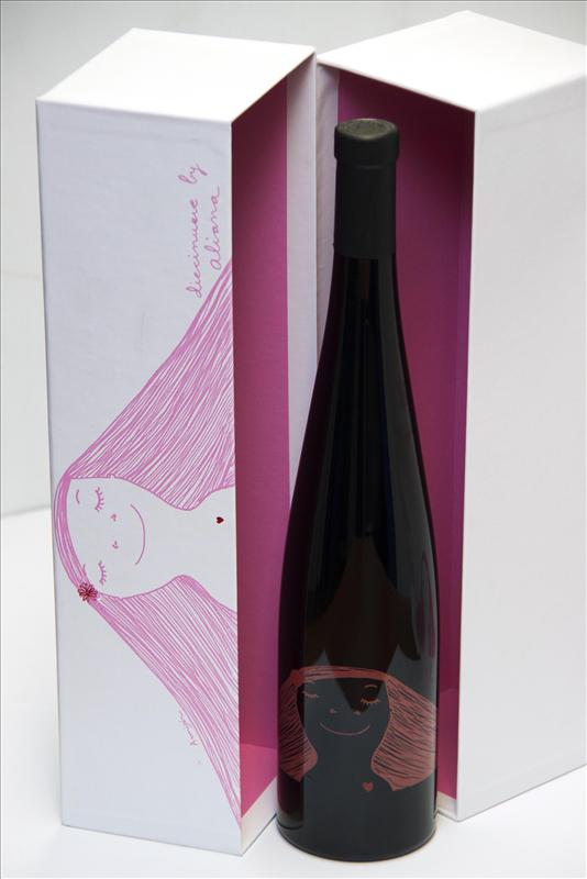 Imagen del vino Diecinueve by Aliana