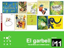 EL GARBELL. Tria de llibres per a infants i joves
