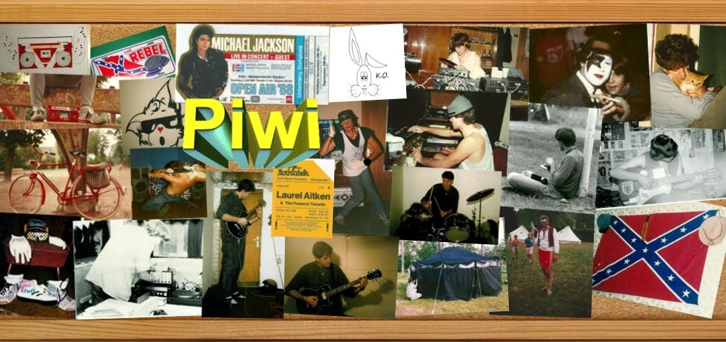Musik und Dee Jay Rebel Piwi