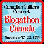 Canadian Quilters Blogathon