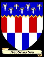 Coat of Arms Hebdomadea Bettellyn Alphatia