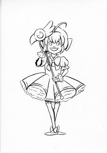Sakura Kinomoto, Kinomoto Sakura, Card Captor Sakura, CLAMP