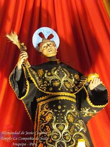 Septiembre - San Nicolás de Tolentino - Templo San Agustín
